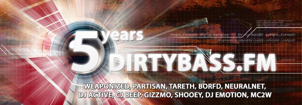 Gizzmo – DBFM 5th Birthday 2014