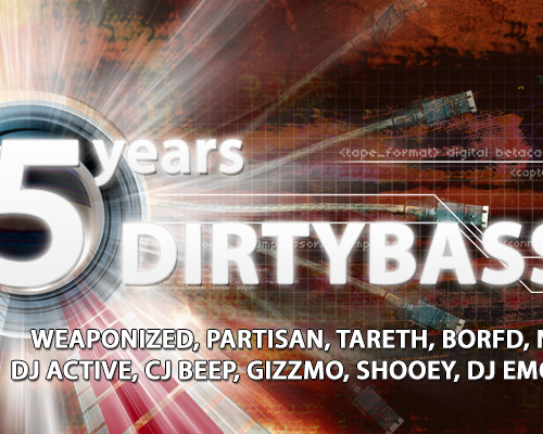 Gizzmo – DBFM 5th Birthday 2014