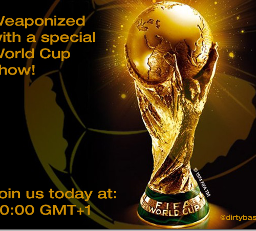 Weaponized – World Cup Special Show