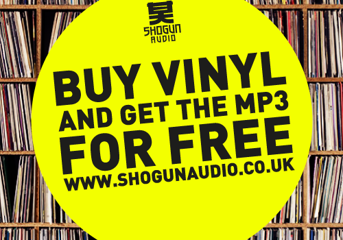 BUY VINYL – GET THE MP3'S FREE