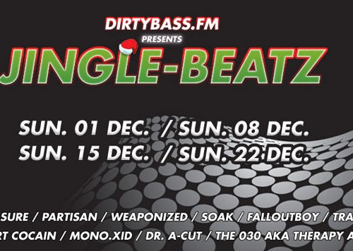 Trans Mitter – Jingle Beatz Mix 2013_12_01