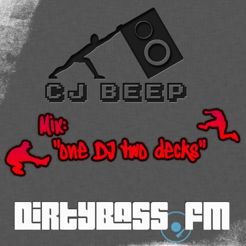 Cj_BEEP-  Two decks one DJ