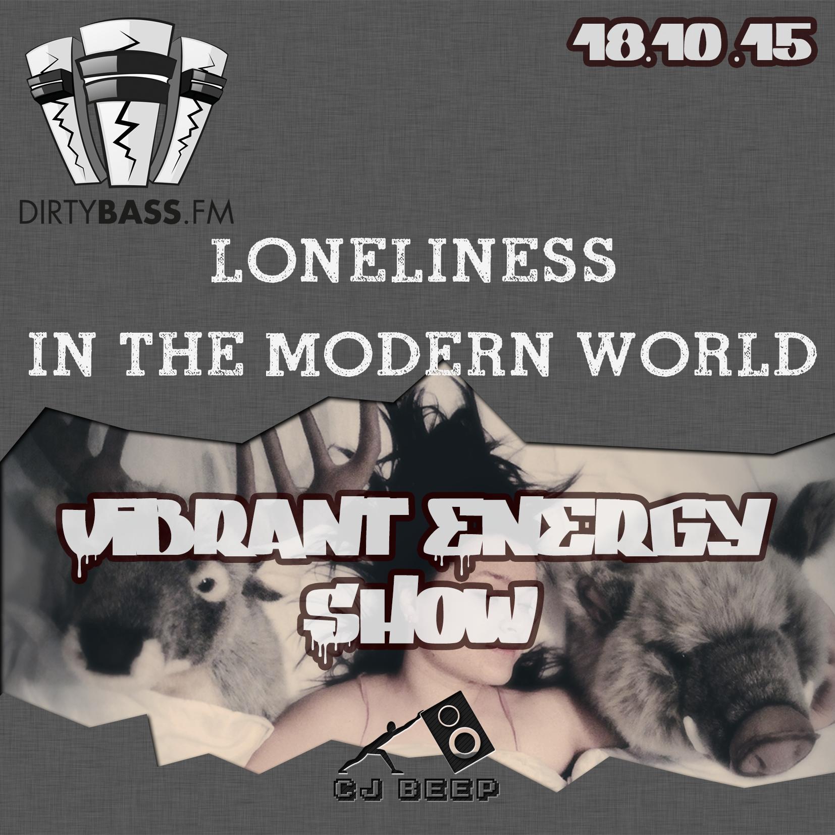 CJ Beep – Loneliness in the Modern World