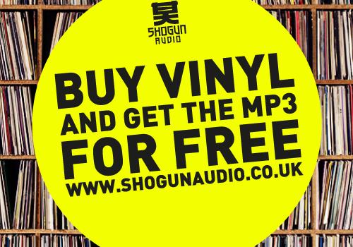 BUY VINYL – GET THE MP3'S FREE