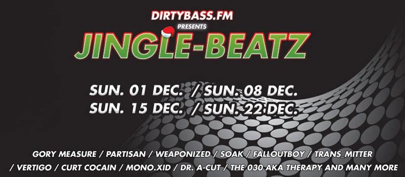 Freaksoundz – Jingle Beatz Mix 2013_12_01