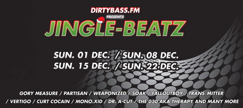 Partisan – Jingle Beatz Mix 2013_12_01