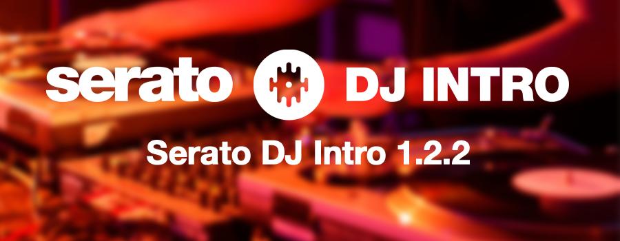 Serato DJ Intro 1.2.2